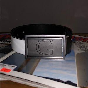 Guess Accessories - Guess reversible belt